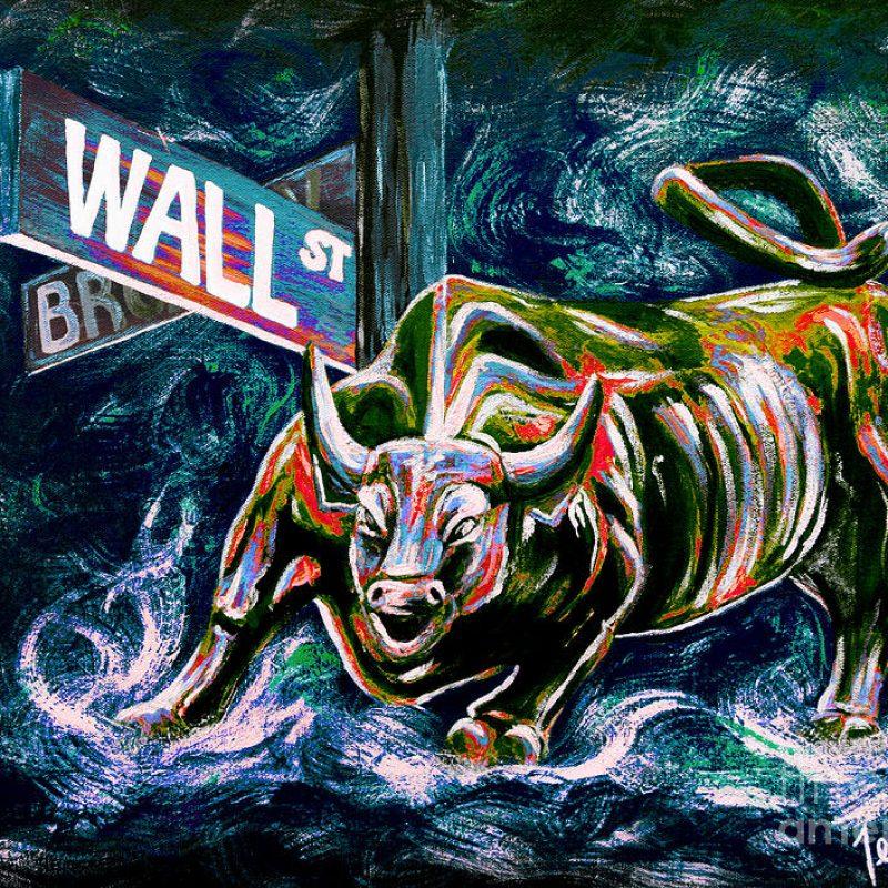 bull-market-night-teshiaart